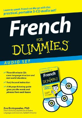 [CD] French for Dummies By Erotopoulos, Zoe